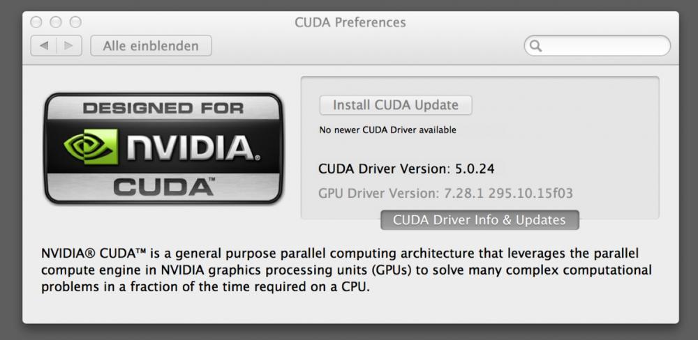 CUDADriver_6.5.33.pkg.zip. #611. Я проверял работу CUDA-драйвера в Octane